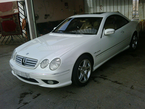 Depreciation Kings: Mercedes CL55 AMG